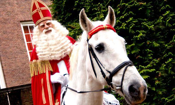 UPDATE! Ook dit jaar komt Sinterklaas bij Sparta!