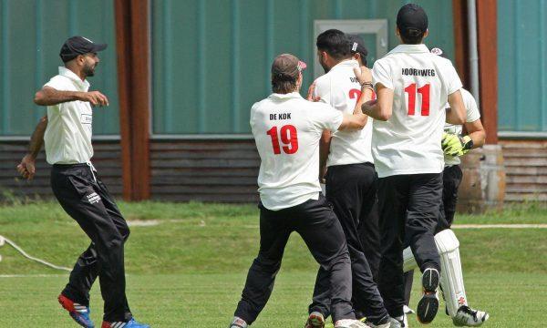 Sparta wint van kampioen Excelsior'20, Dost 5 wickets!
