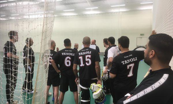 Sparta Cricket belegt trainingskamp in Engeland