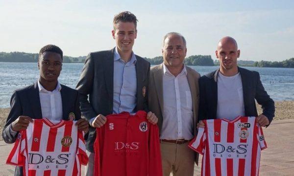 D&S Groep nieuwe hoofdsponsor Sparta